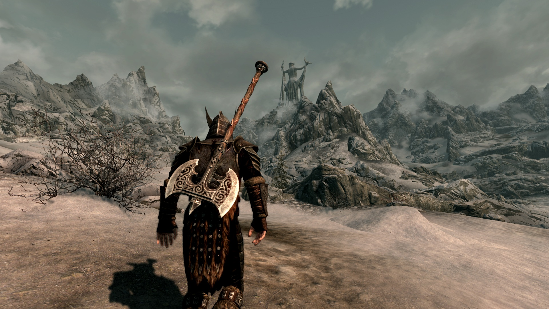 INSS Improved New Skyrim Shadows for Ultra Settings at