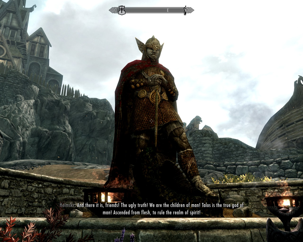 Painted statues at skyrim nexus mods and community