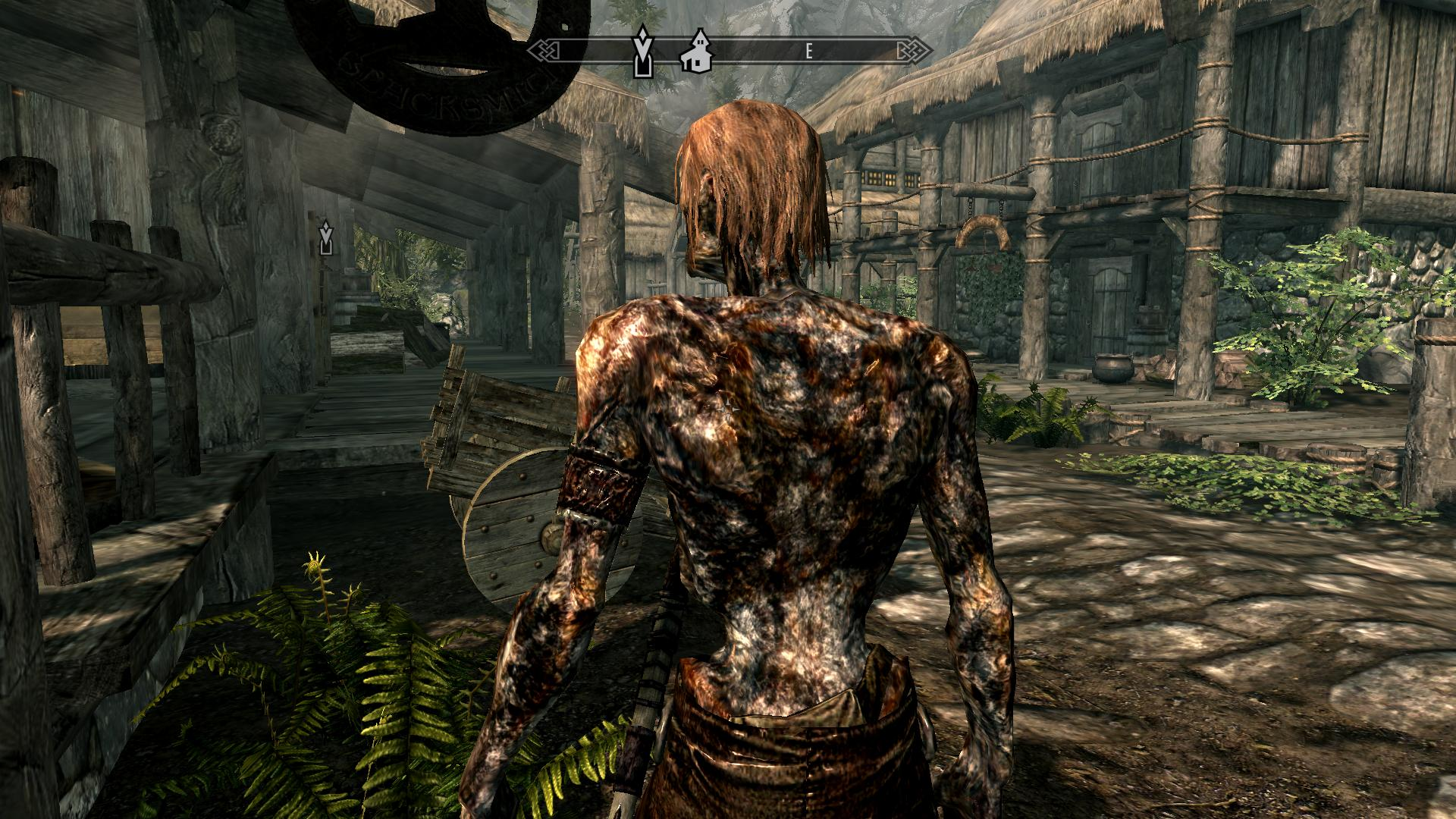 Draugr Weapons Recolor at Skyrim Nexus - mods and community