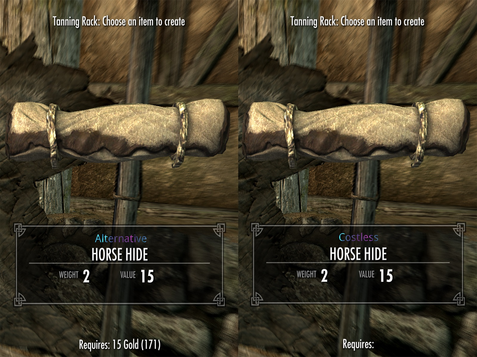 LadyCrystyna's Crafting Addons at Skyrim Nexus - mods and