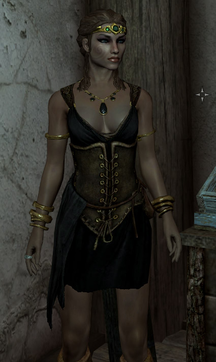 skyrim how to get tavern clothes