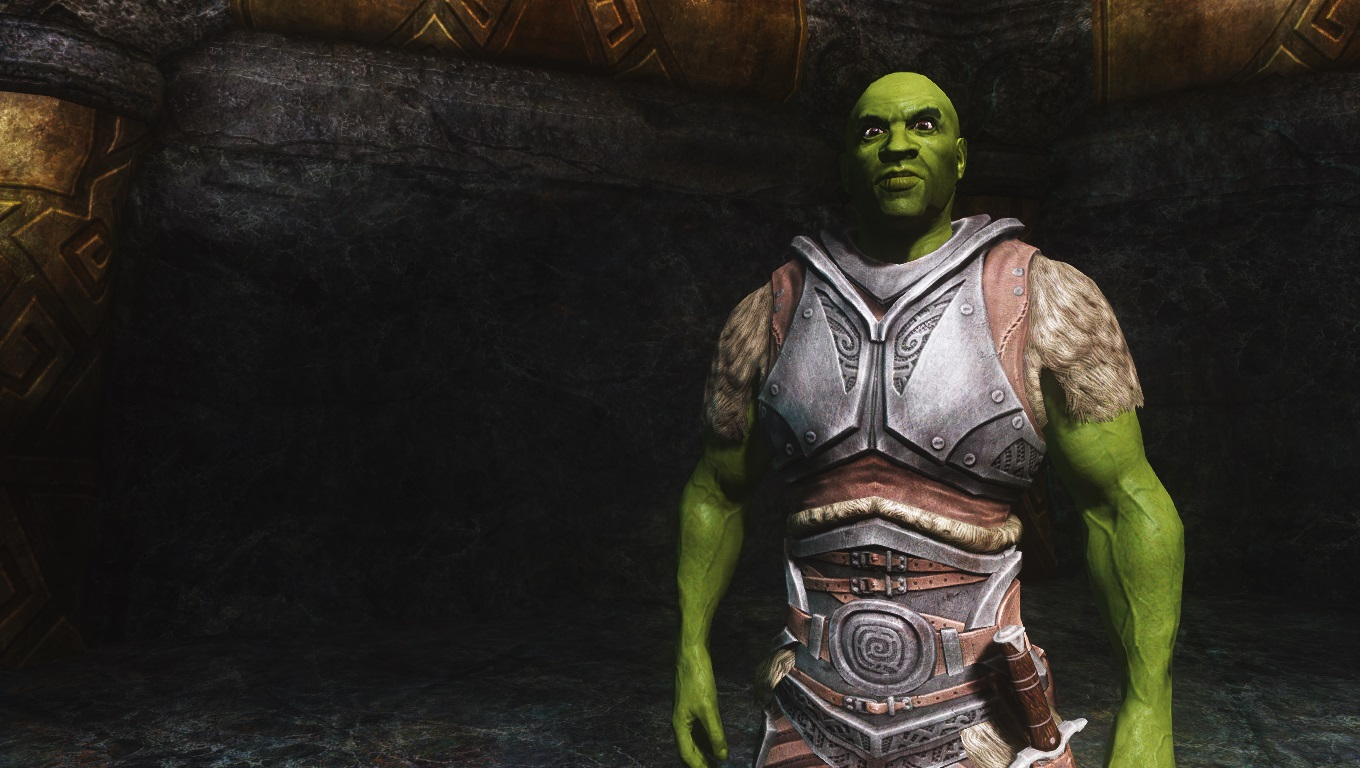 Orion Race at Skyrim Nexus - mods and community