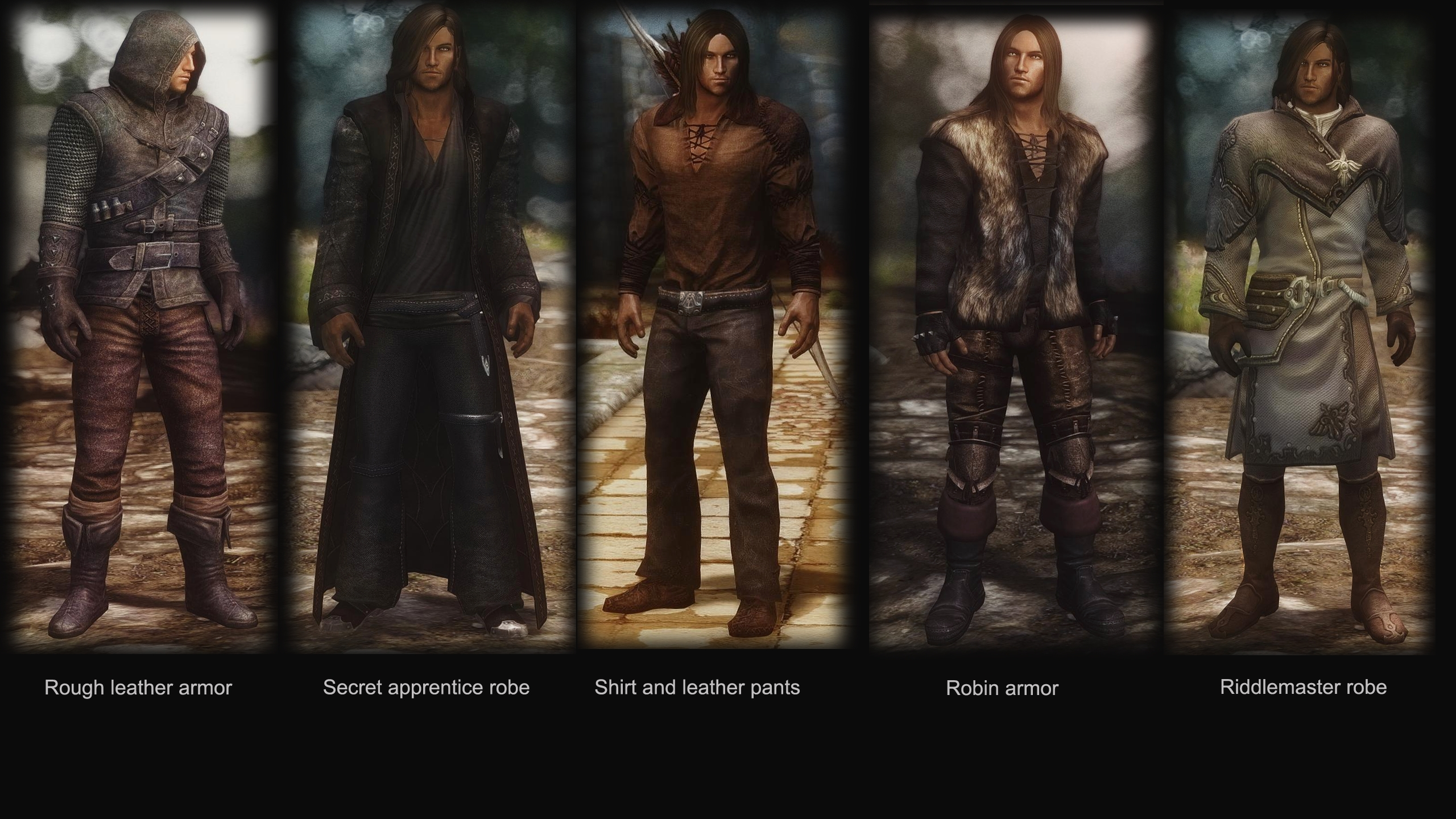 Any cool mage clothing mods for male mages? : skyrimmods