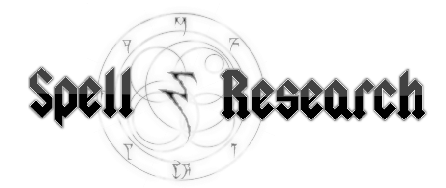 Spell Research at Skyrim Nexus - mods and community