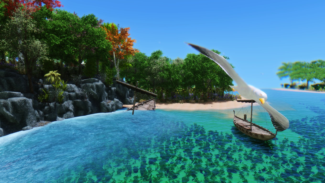 Tropical Islands Realoaded At Skyrim Nexus