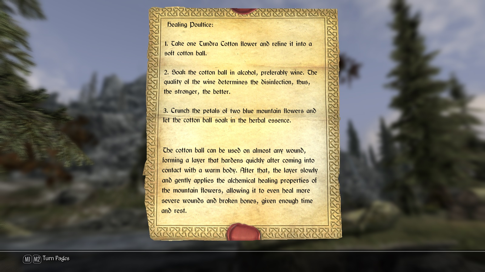 Requiem Affordable Healing Poultice At Skyrim Nexus Mods And