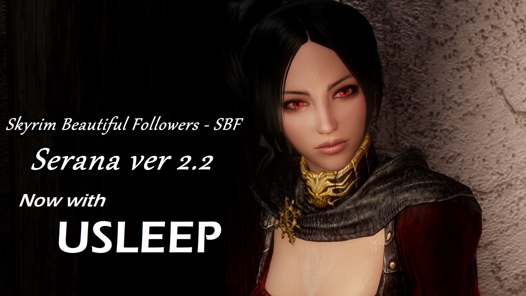 Skyrim Beautiful Followers - SBF - USLEEP Patch at Skyrim Nexus