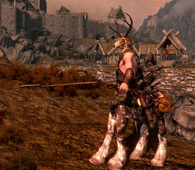 Skyrim Mods: Centaurs - Mihail Monsters and Animals by Mihail ...