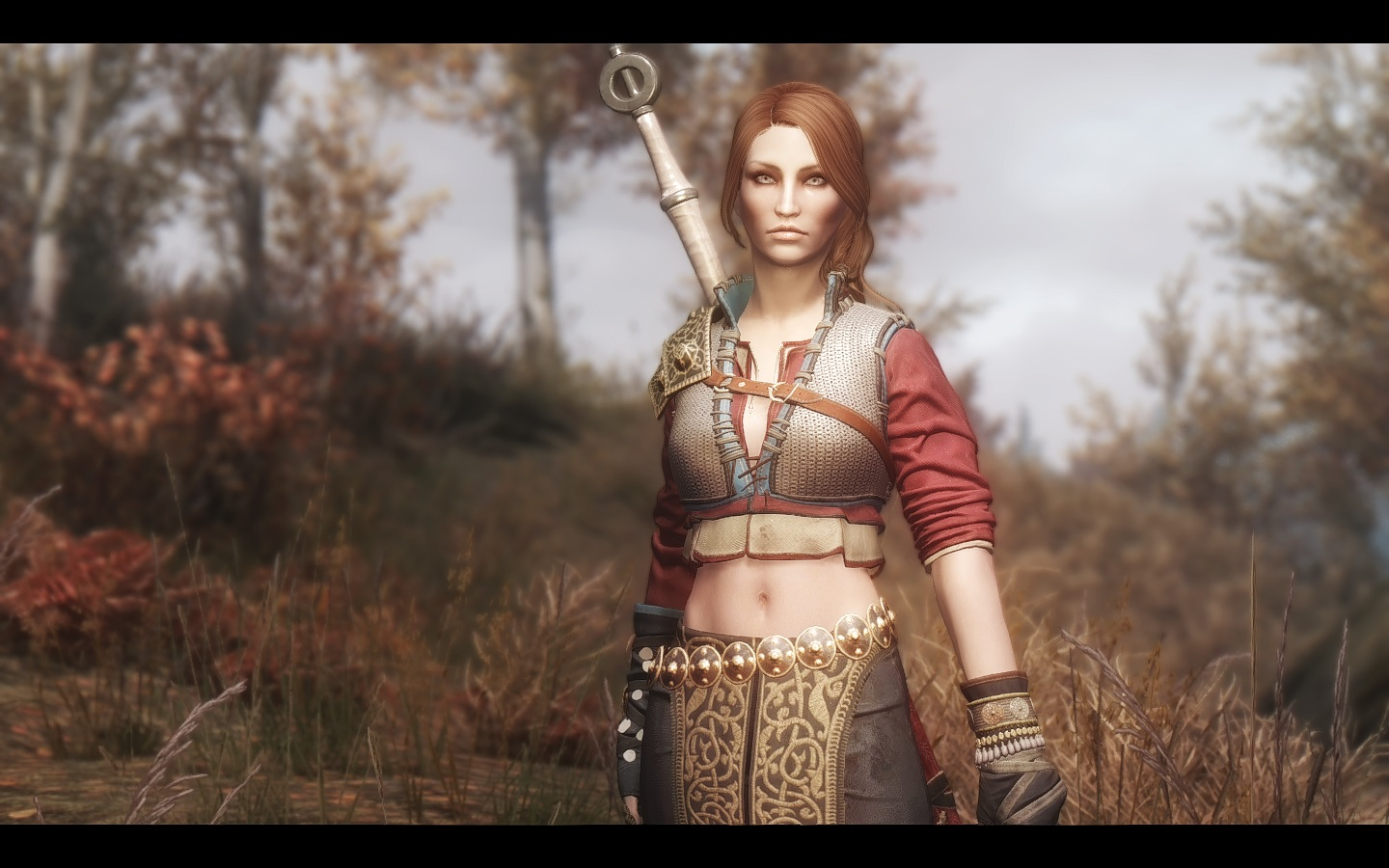 Are there female witchers