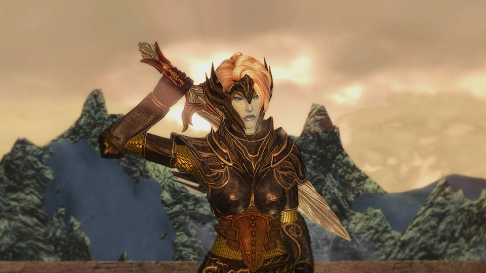 Files updated on Skyrim Nexus today