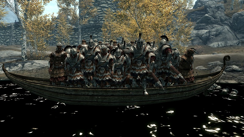 how to join the imperial legion in skyrim