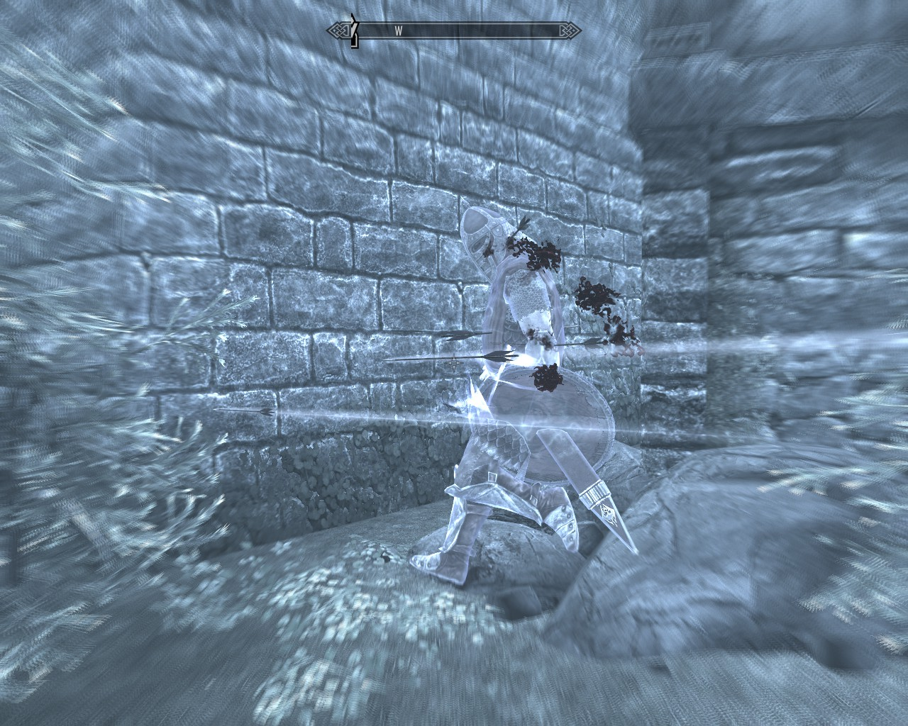 Time Stop With A Ring Skyrim