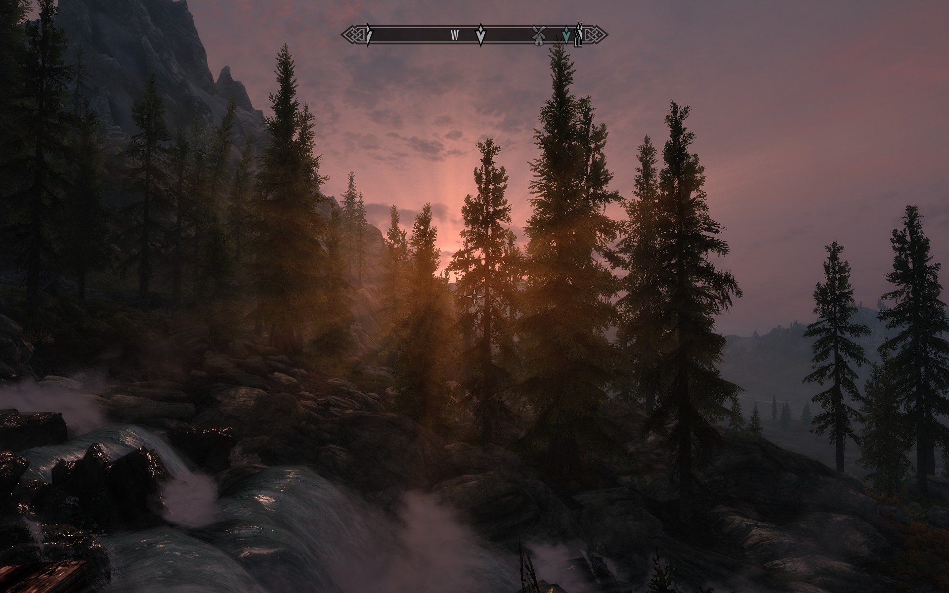the realistic lighting custom configuration by redguard216 at skyrim