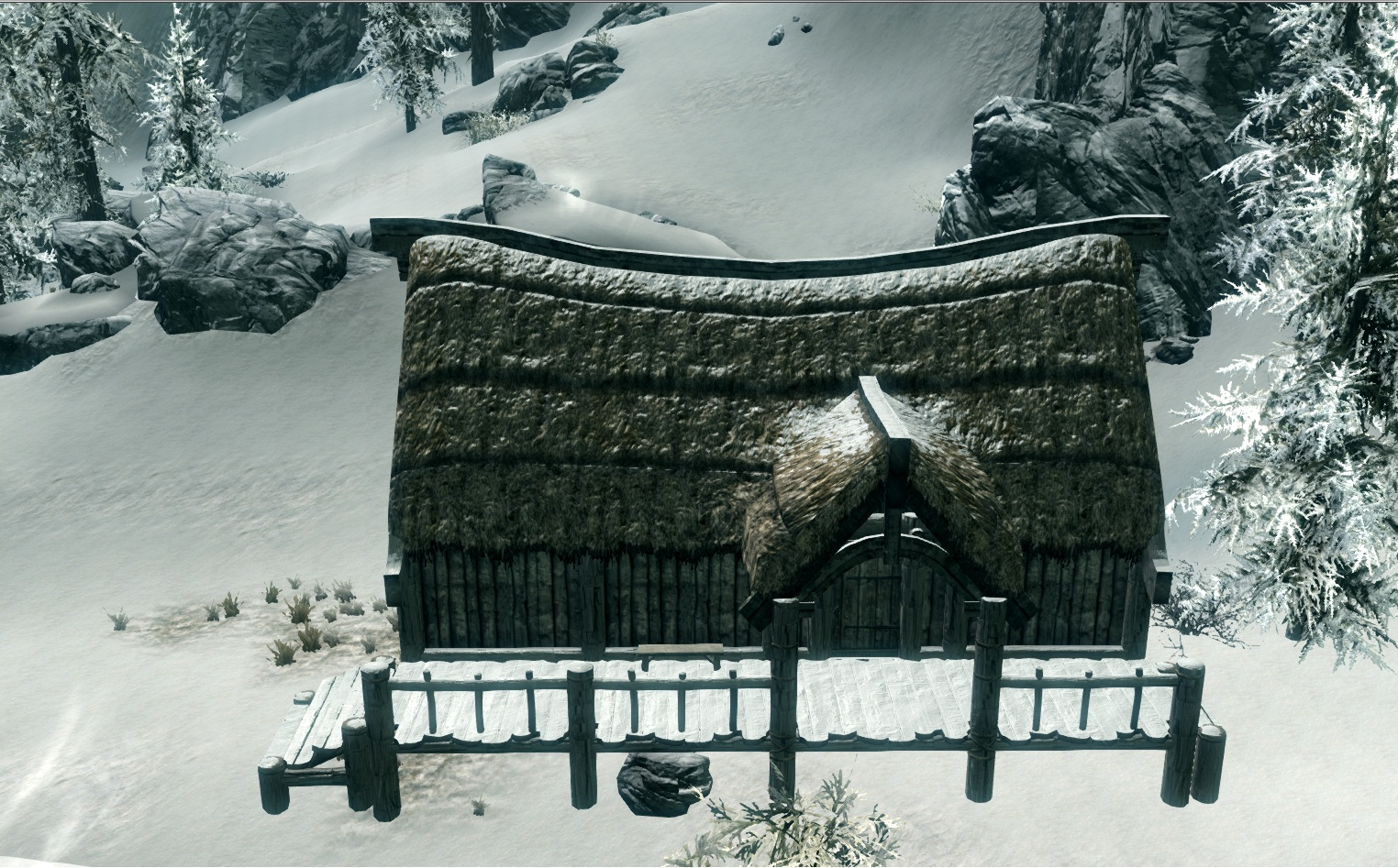 how to build a house in skyrim dawnstar