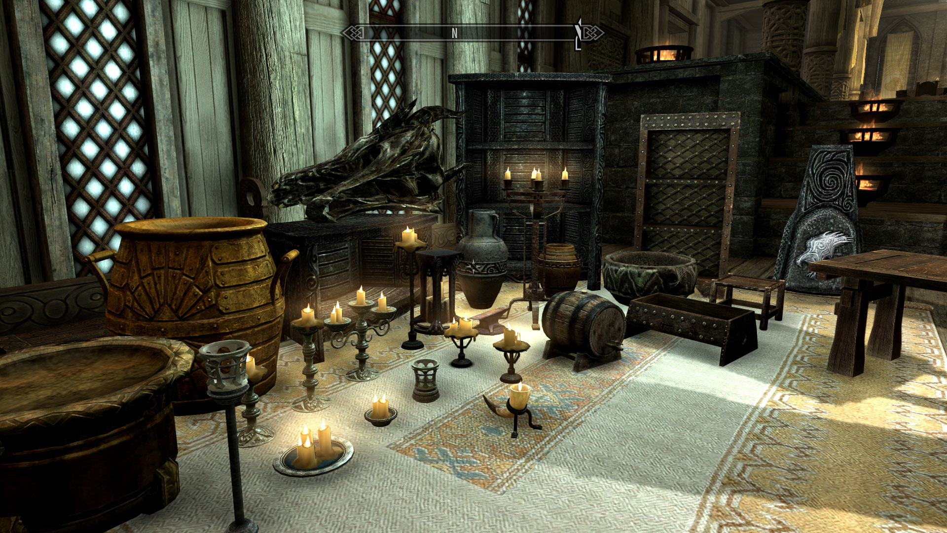 How To Decorate Your Home In Skyrim