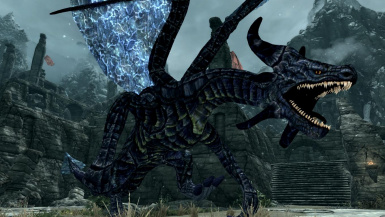 Archdragons - Mihail Monsters and Animals (mihail oldrim mod)