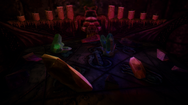 Suggested Mod: Gamwich's Rustic Enchanting Table