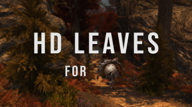 HD Leaves for Enderal
