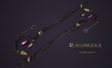 Riilungolz - HDT and Animated Staff