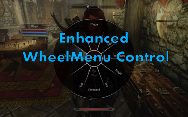 Enhanced WheelMenu Control