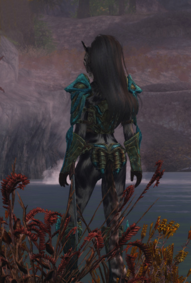 Aphrodite long hair for Khajiit next update