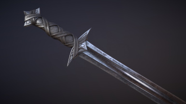 Sarta - Leather Wrapped Sword