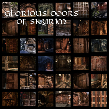 Glorious Doors of Skyrim (GDOS)