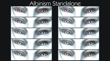 Albinism Standalone