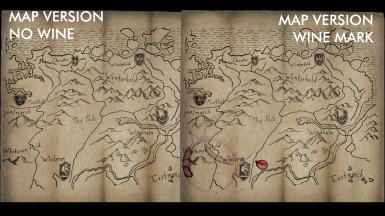 Two Map versions