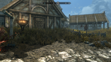 Whiterun Stables Before
