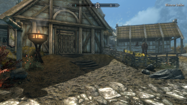 Whiterun Stables After