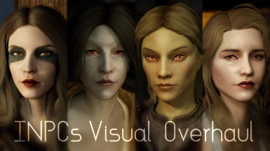 Inconsequential NPCs Visual Overhaul
