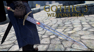 Gothic 3 Weapons Pack