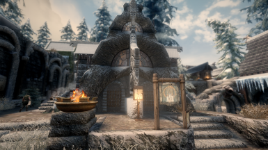 CleverCharff's Windhelm LE