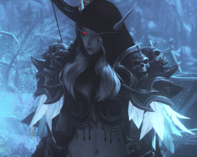Sylvanas-a standalone follower  - Spanish Translation