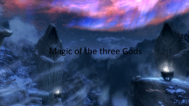 Magic of the three Gods