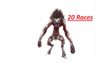Playable Beast Race Pack (20 New Races) (65 Early Access)