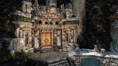 CleverCharff's Markarth and Dwemer Ruins LE