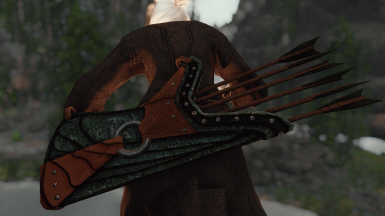 Orcish Arrows Revamped Texture 4k - 2k