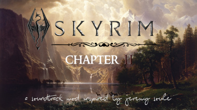 Chapter II - Jeremy Soule Inspired Music (by Dreyma Music)