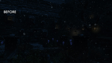 Windhelm cementery before