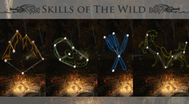 Skills of the Wild - New Campfire Survival Skill Trees