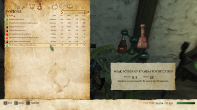 Generic player-made potion.
