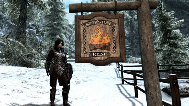 Beyond Skyrim - Bruma - My collection of mods for it