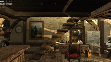 The Quills Sonnet - A Bard Themed Home