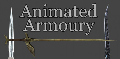 Animated Armoury and Crimson Blood All Themes