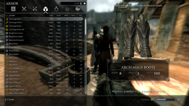 Craftable Rare Goods - A Personal Mod