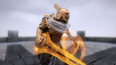 *UPDATE* - Kaidon Armor with Cape