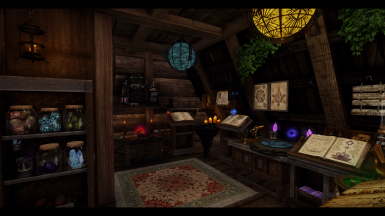 Crafting Area view 1