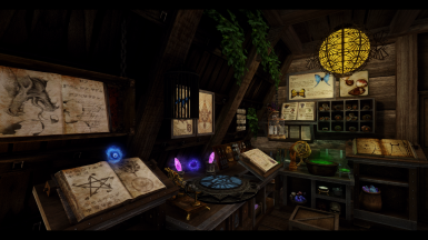 Crafting Area view 2